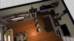Raumgestaltung Obývačka in der Kategorie Hobbyraum