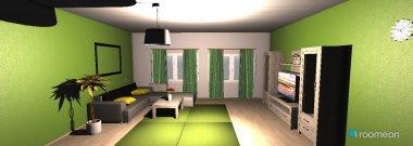 Raumgestaltung obývací pokoj in der Kategorie Hobbyraum