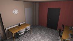 Raumgestaltung Oberstufenraum in der Kategorie Hobbyraum