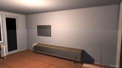 Raumgestaltung obyvacka rodicia in der Kategorie Hobbyraum