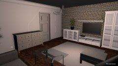 Raumgestaltung obyvacka in der Kategorie Hobbyraum