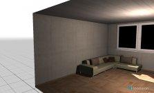 Raumgestaltung obyvak in der Kategorie Hobbyraum