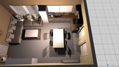 Raumgestaltung paco1 in der Kategorie Hobbyraum