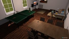 Raumgestaltung party raum in der Kategorie Hobbyraum
