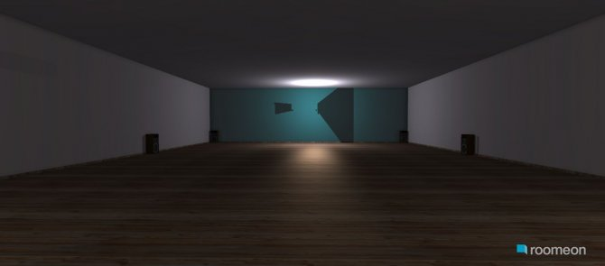 Raumgestaltung PARTYRaUM in der Kategorie Hobbyraum