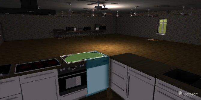 Raumgestaltung Partyzimmer in der Kategorie Hobbyraum