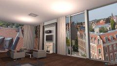 Raumgestaltung PenthHouse in der Kategorie Hobbyraum