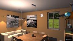Raumgestaltung Pfadfinder Gruppenraum in der Kategorie Hobbyraum