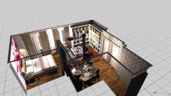 Raumgestaltung piso2 in der Kategorie Hobbyraum