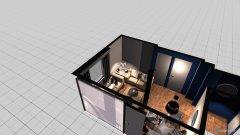 Raumgestaltung Piso in der Kategorie Hobbyraum
