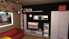 Raumgestaltung pokój in der Kategorie Hobbyraum