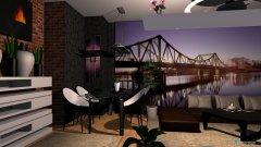 Raumgestaltung pokoj dzienny gosia in der Kategorie Hobbyraum