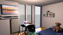 Raumgestaltung pokoj pucusia in der Kategorie Hobbyraum