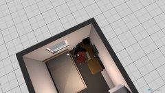 Raumgestaltung pokoj1 in der Kategorie Hobbyraum