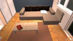 Raumgestaltung pokoj in der Kategorie Hobbyraum