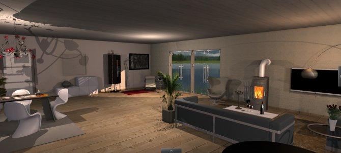 Raumgestaltung proefje in der Kategorie Hobbyraum