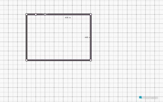 Raumgestaltung Project 1 in der Kategorie Hobbyraum