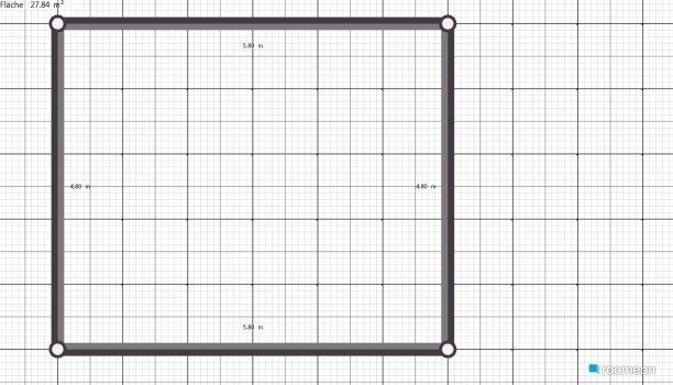 Raumgestaltung Projekt Frosxh in der Kategorie Hobbyraum
