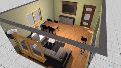 Raumgestaltung Projekt1 in der Kategorie Hobbyraum