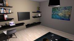 Raumgestaltung prueba2  in der Kategorie Hobbyraum