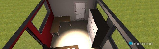 Raumgestaltung Quarto sonhos Martiny in der Kategorie Hobbyraum