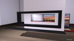 Raumgestaltung raam tv in der Kategorie Hobbyraum