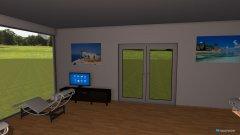 Raumgestaltung relaxe room in der Kategorie Hobbyraum