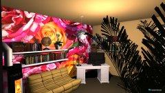 Raumgestaltung relaxzimmer in der Kategorie Hobbyraum