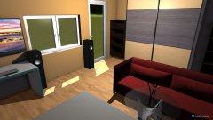 Raumgestaltung Rick's Zimmer in der Kategorie Hobbyraum