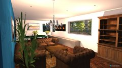 Raumgestaltung Rooftop Playroom 2 in der Kategorie Hobbyraum