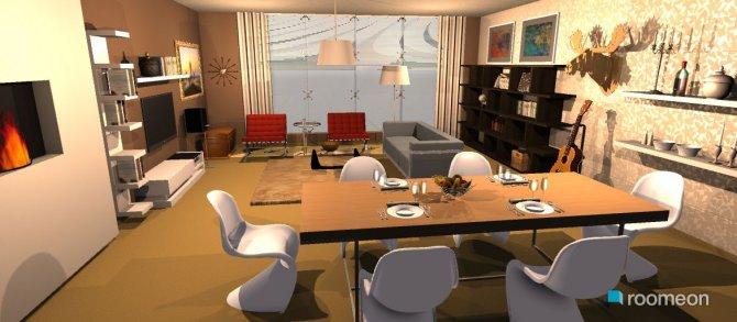 Raumgestaltung room 1 in der Kategorie Hobbyraum