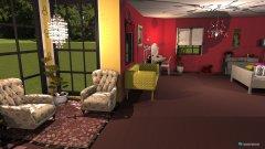 Raumgestaltung room 3 in der Kategorie Hobbyraum
