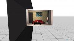 Raumgestaltung ruang keluarga in der Kategorie Hobbyraum