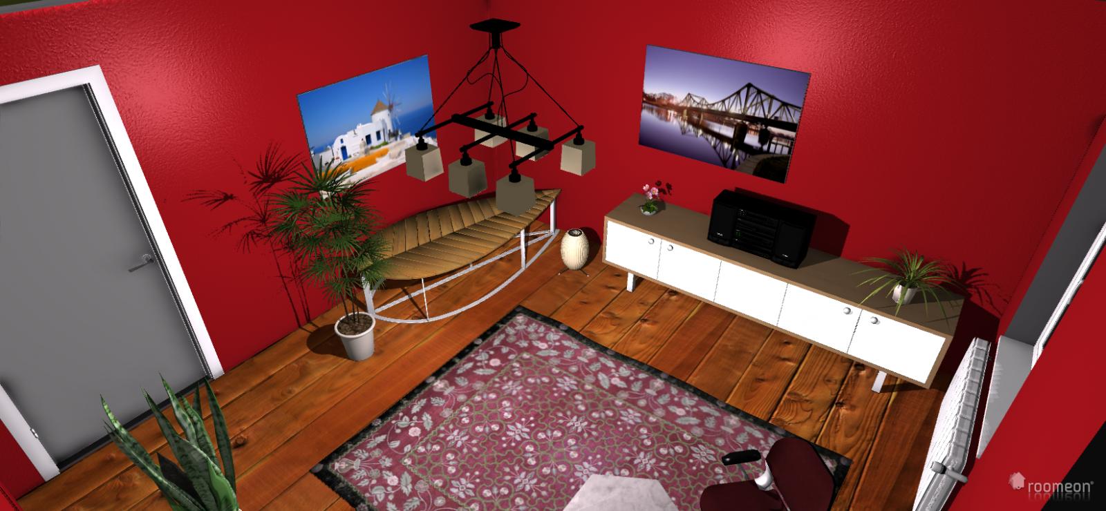 Raumplanung ruheraum rot roomeon community for Raum einrichten planer