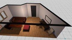 Raumgestaltung rumah barabah in der Kategorie Hobbyraum