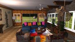 Raumgestaltung Sala Tarea in der Kategorie Hobbyraum