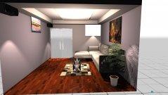 Raumgestaltung sala in der Kategorie Hobbyraum