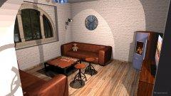 Raumgestaltung Salaš in der Kategorie Hobbyraum