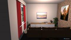 Raumgestaltung sala_cozinha_mesa in der Kategorie Hobbyraum