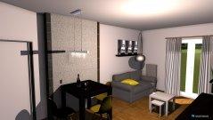 Raumgestaltung Salon EWy in der Kategorie Hobbyraum