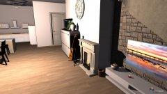 Raumgestaltung salon  kuchnia in der Kategorie Hobbyraum
