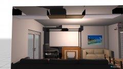 Raumgestaltung SALON RODA in der Kategorie Hobbyraum