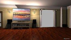 Raumgestaltung Salon Tokoli in der Kategorie Hobbyraum