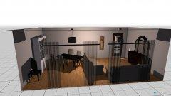 Raumgestaltung salone alcamo soluzione del cazz in der Kategorie Hobbyraum