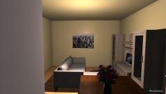 Raumgestaltung salotto in der Kategorie Hobbyraum