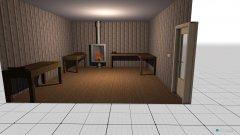 Raumgestaltung Sauna 1 in der Kategorie Hobbyraum