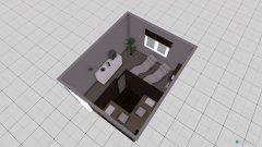 Raumgestaltung Saunaraum in der Kategorie Hobbyraum