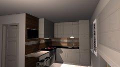 Raumgestaltung sawul mieszkanie in der Kategorie Hobbyraum