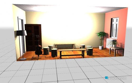 Raumgestaltung Sbk Raum in der Kategorie Hobbyraum