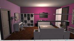 Raumgestaltung schlafzimmer2 in der Kategorie Hobbyraum
